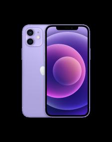 iPhone 12 128GB - purple סגול