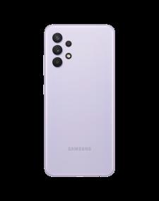 Samsung Galaxy A32-lite violet