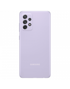 Samsung Galaxy A72-lite violet