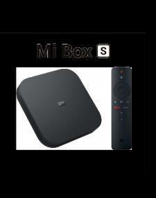 Mi Box S  דגם Ultra HD 4k סטרימר מחודש