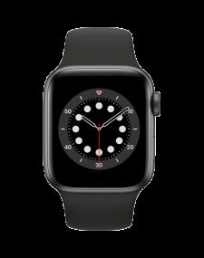 Apple Watch Series 6 GPS 44 mm Space Gray