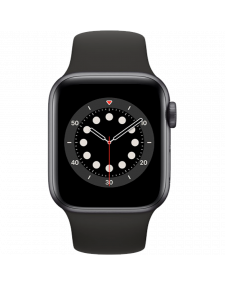 שעון אפל Apple Watch Series 6 GPS Blue Blue Navy Band