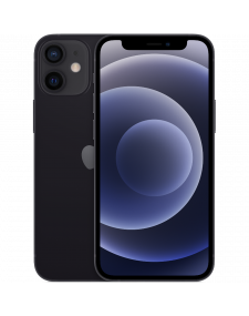 iPhone 12 Mini 256GB- black