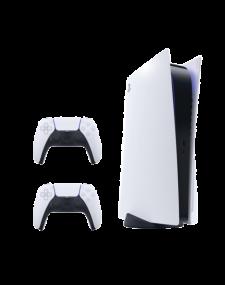 Sony Playstation 5 825GB מהדורה דיגיטלית + בקר נוסף