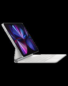 "Magic Keyboard iPad Pro 11"" (3rd)|iPad Air בצבע לבן"
