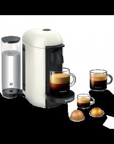 מכונת קפה NESPRESSO VertuoPlus דגם GCB2 בגוון לבן