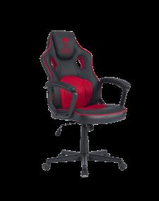 כסא גיימינג מקצועי DRAGON COMBAT  - אדום