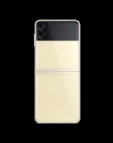 Samsung Galaxy Flip 3 5G  - שמנת
