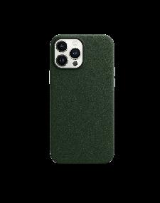 כיסוי עור אחורי מקורי בצבע ירוק לאייפון 13 פרו iPhone 13 Pro