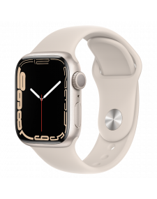 Apple Watch Series 7 eSIM 45mm שעון חכם אפל