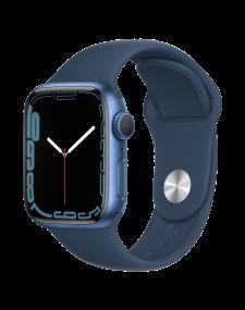 Apple Watch Series 7 GPS 45mm שעון חכם אפל