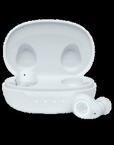 אוזניות אלחוטיות בצבע לבן JBL FREE 2 TWS