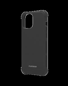 כיסוי שחור DualTek  iPhone 12 | 12 Pro