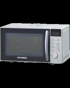 מיקרוגל דיגיטלי לבן בנפח 21 ליטר L Hyundai