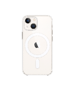 כיסוי אחורי מקורי שקוף לאייפון iPhone 13