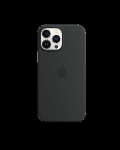 כיסוי אחורי מקורי מסיליקון ל - iPhone 13 PRO MAX