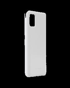 כיסוי PURE GEAR SOFTEK ל-GALAXY A71 לבן