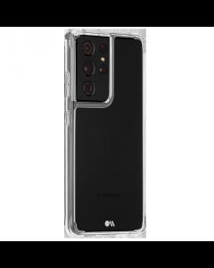 כיסוי שקוף Case Mate TOUGH CLEAR MICROPEL ל  Galaxy S21 ultra